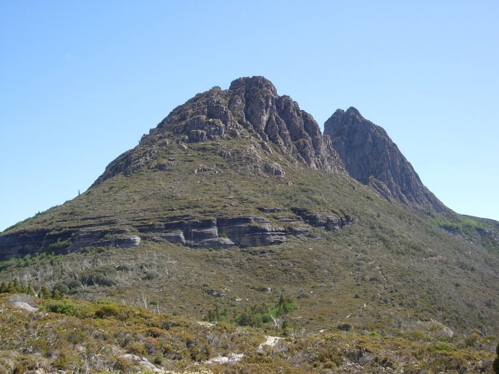 Cradle Mountain, Cradle Mountain-Lake St Clair National Park, Tasmania