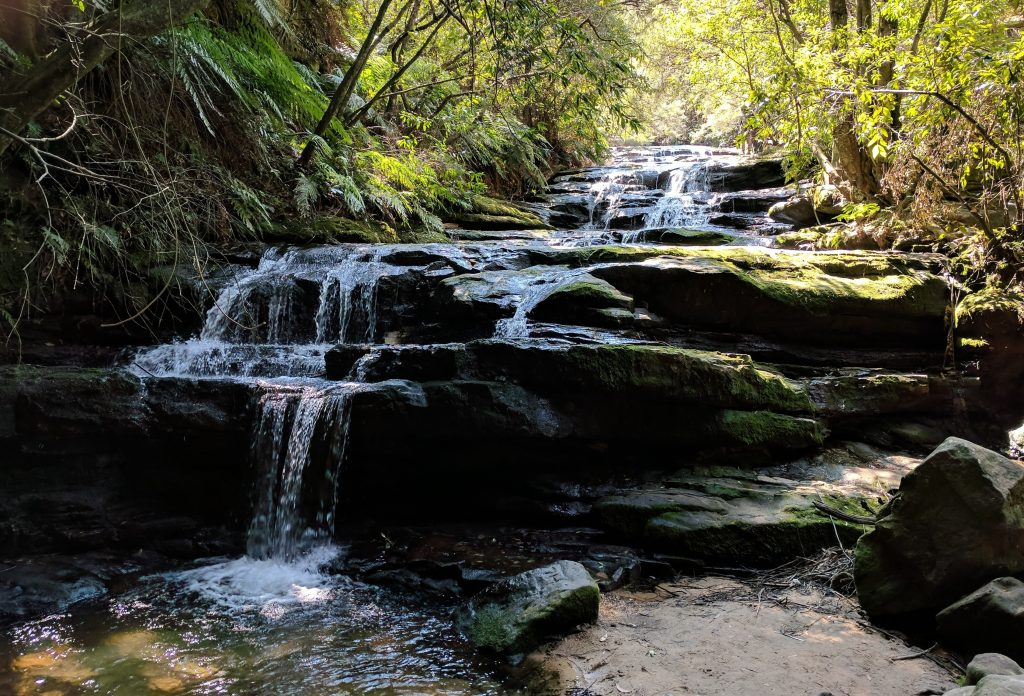 Leura Cascades, Blue Mountains National Park