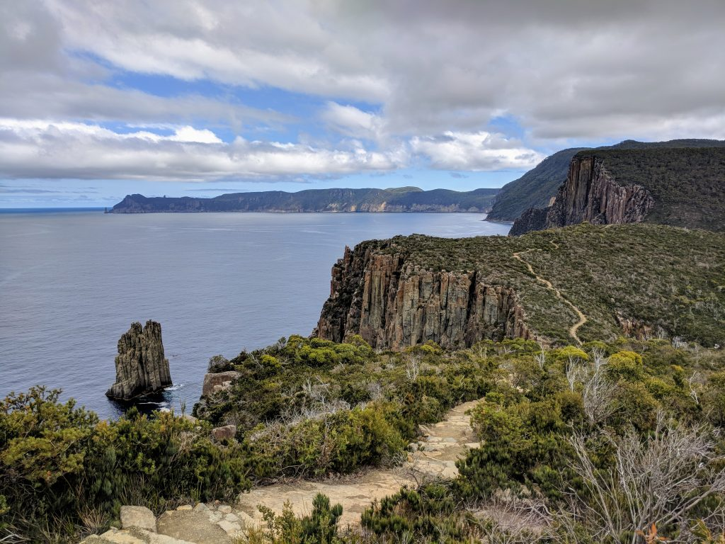 Cape Huay Track, Tasman National Park