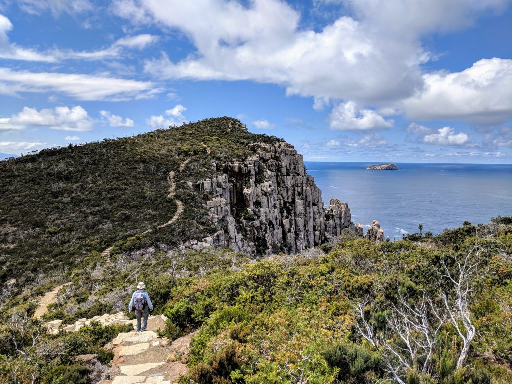 Cape Huay Track, Tasman National Park