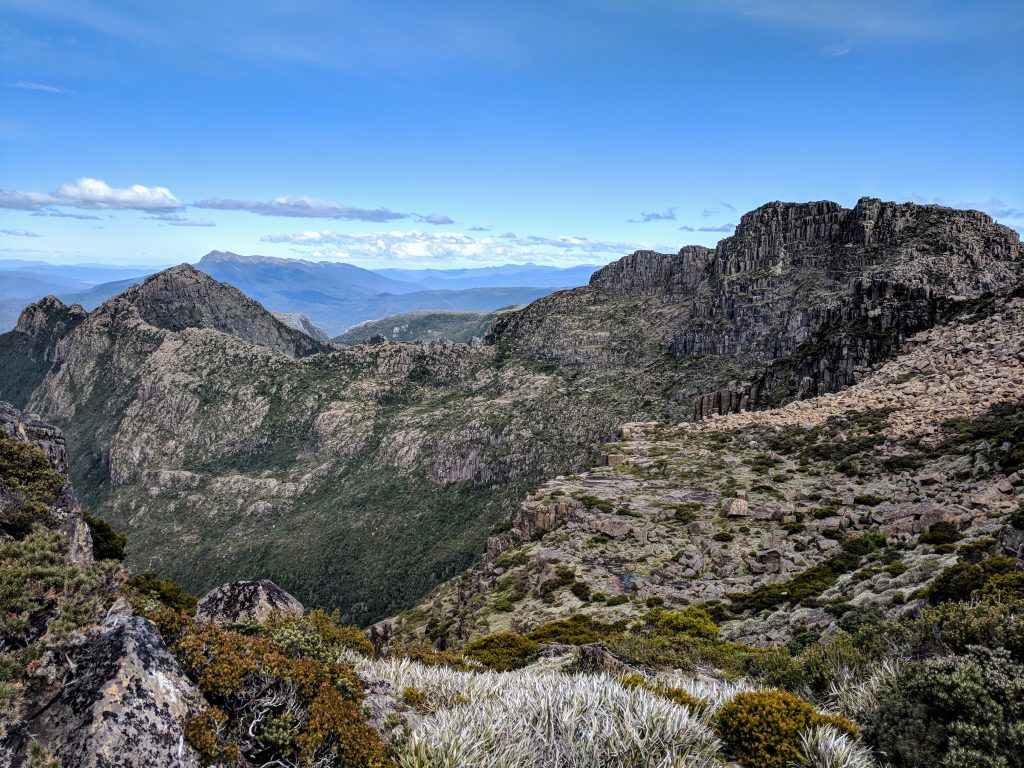 Mt Anne, Southwest NP