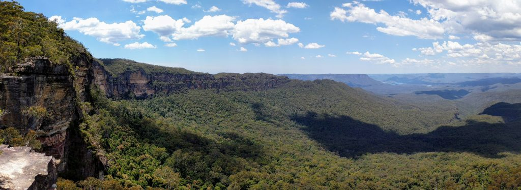 Mt Solitary Track, Blue Mountains NP