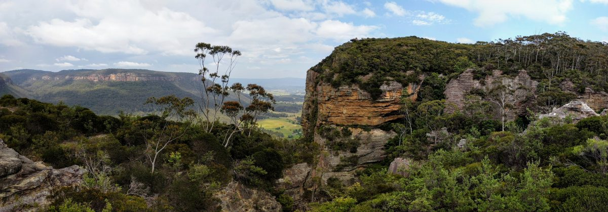 Porters Pass, Blackheath, Blue Mountains NSW