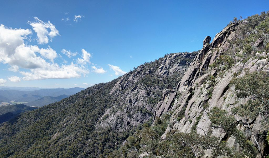 The Big Walk, Mt Buffalo NP