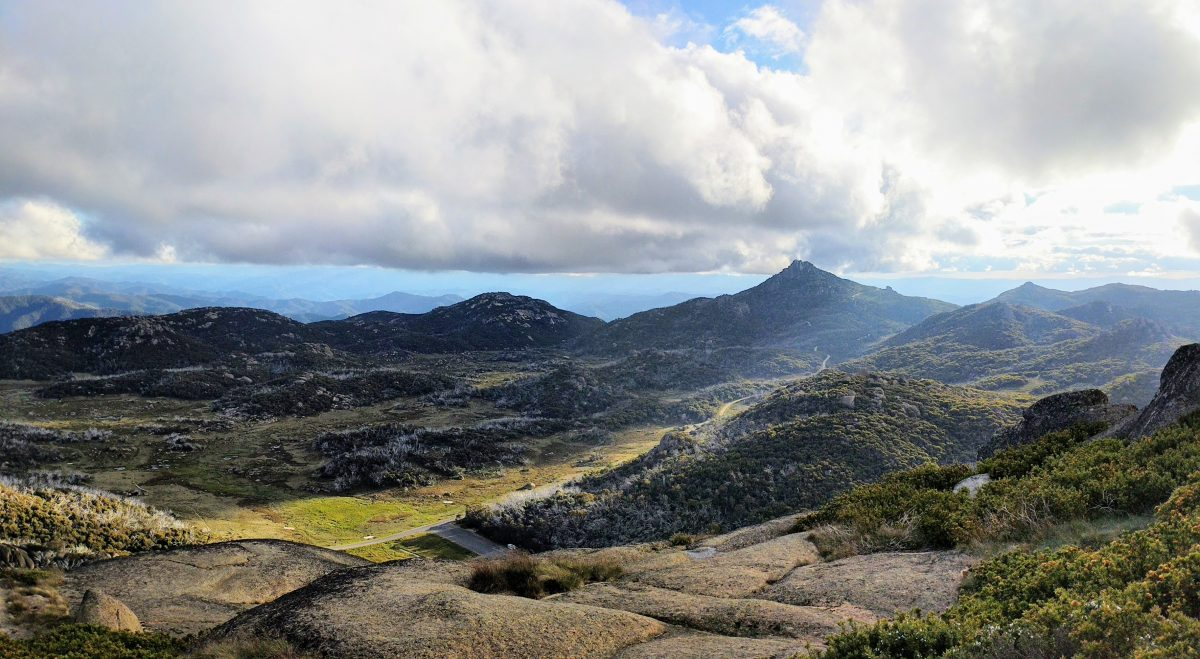 The Hump and Cathedral Track, Mt Buffalo National Park, Victoria