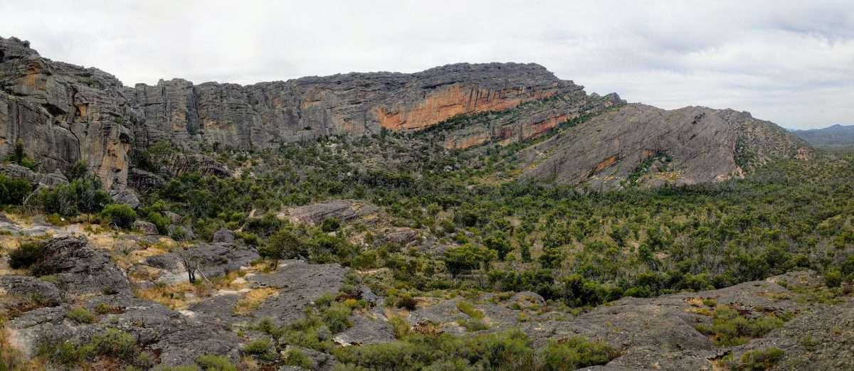 Mt Stapylton Track, Grampians NP Victoria