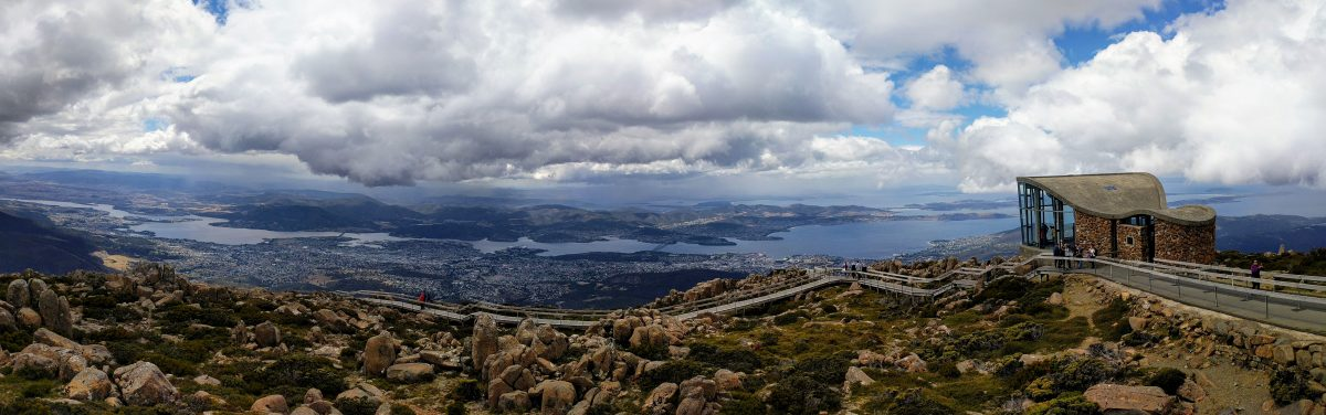 Mt Wellington Circuit, Wellington Park, Tasmania