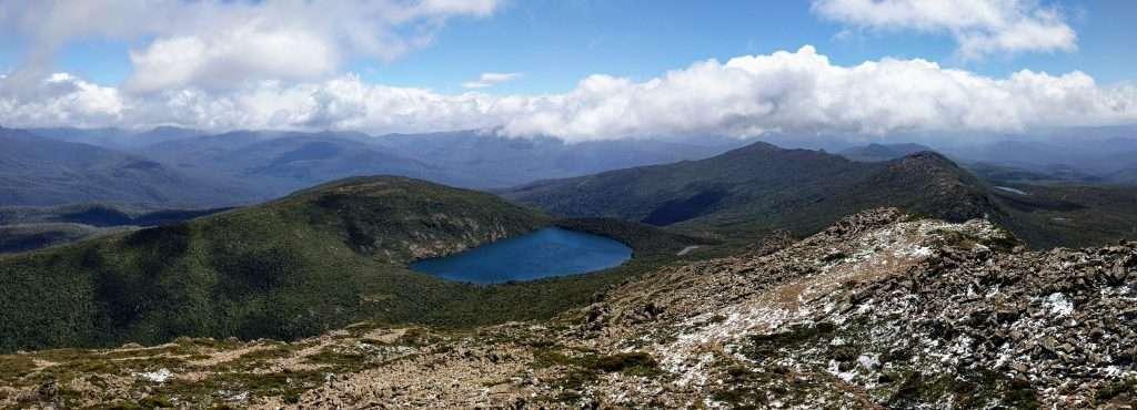 Hartz Peak & Mount Snowy Track
