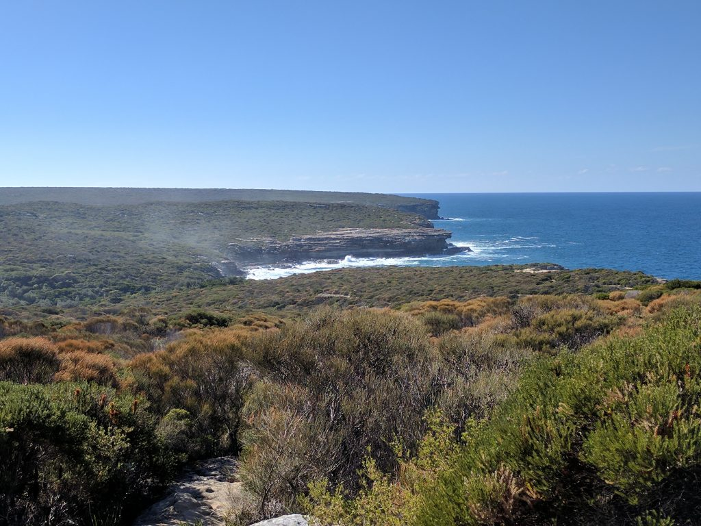 The Coast Track, Royal National Park