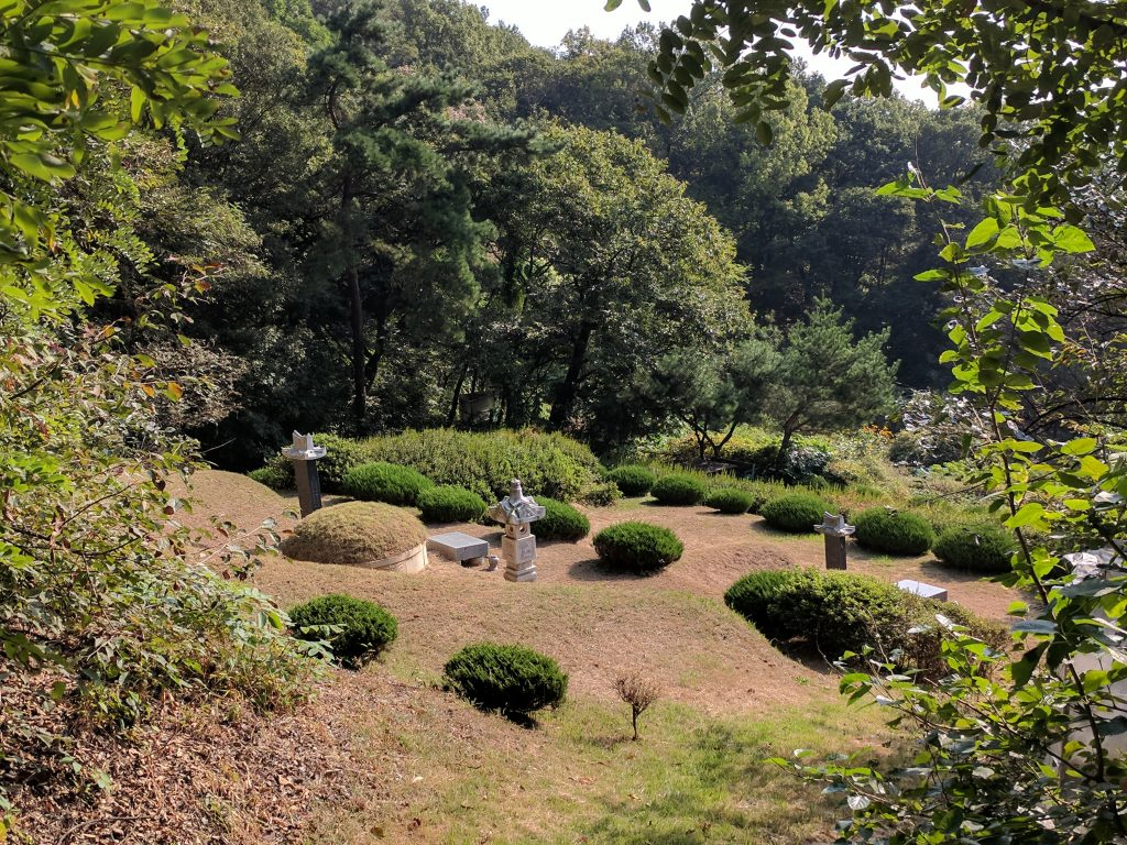 Obongsan, Nonhyeon-dong, Incheon