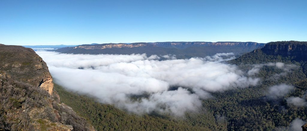 Lincolns Rock, Blue Mountains