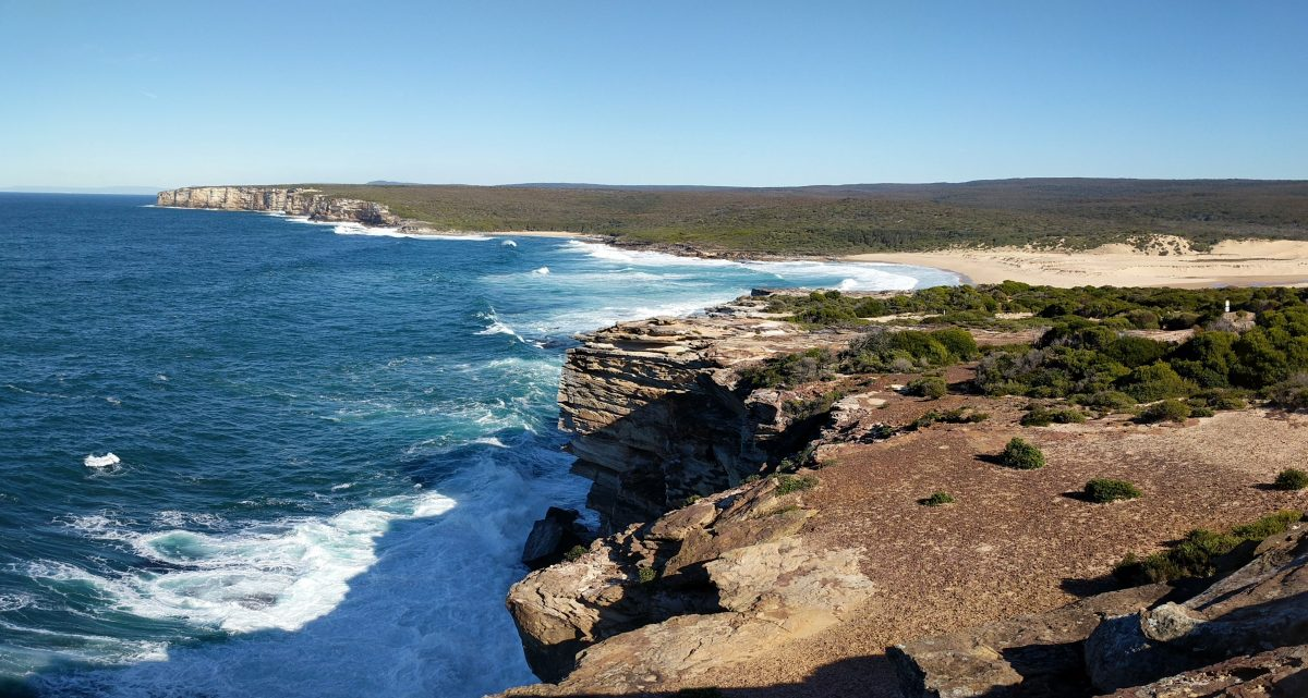 The Coast Track, Royal National Park, Sydney