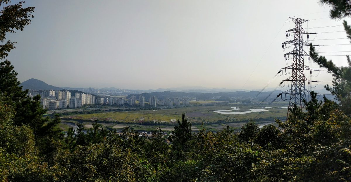 Obongsan, Nonhyeon-dong, Incheon, South Korea