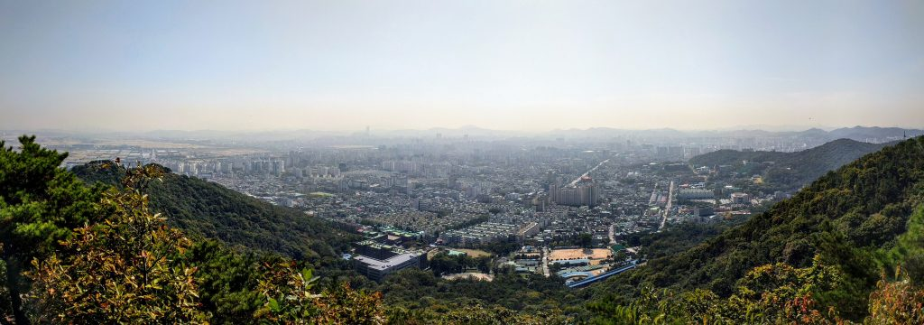 Gyeyangsan, Incheon, South Korea