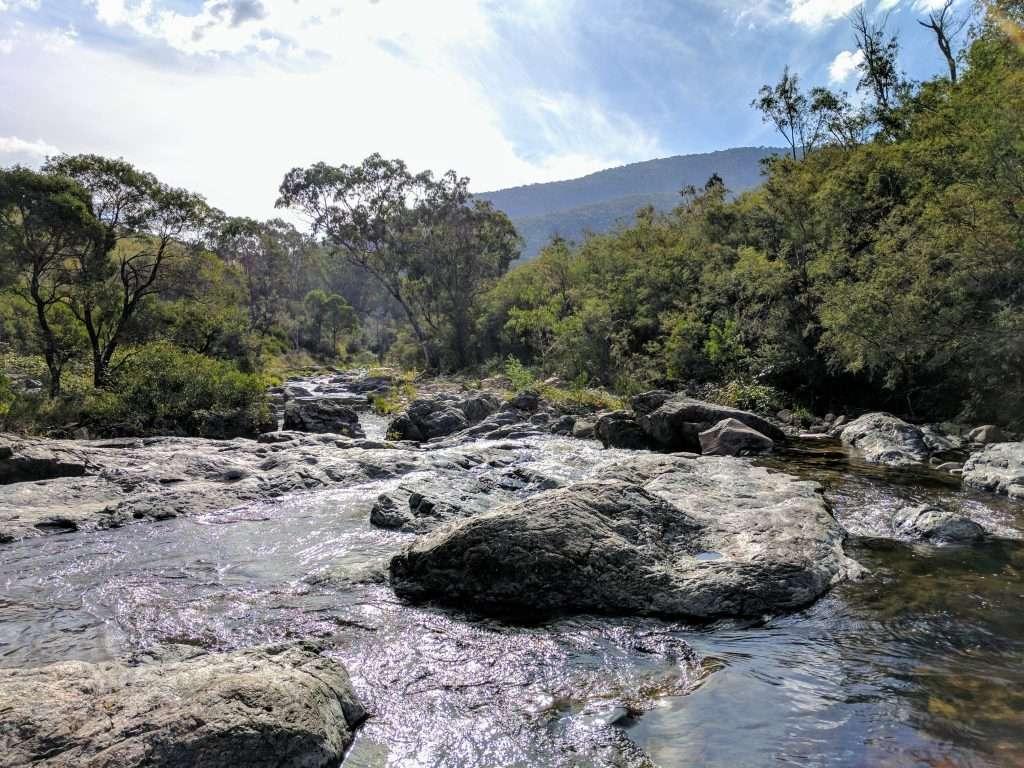 Jounama Creek Walk, Kosciuszko NP