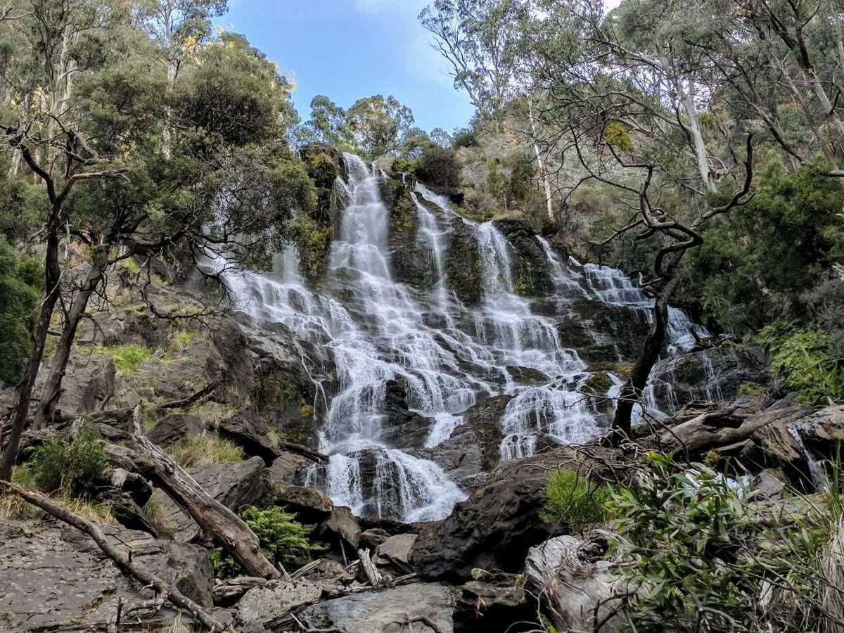 Buddong Falls Track, Kosciuszko NP NSW