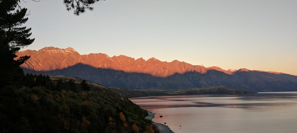 Jacks Point Track, Queenstown area NZ