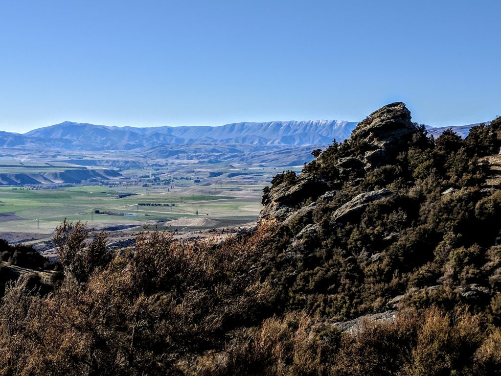 Kanuka Loop Track, Bendigo, Central Otago