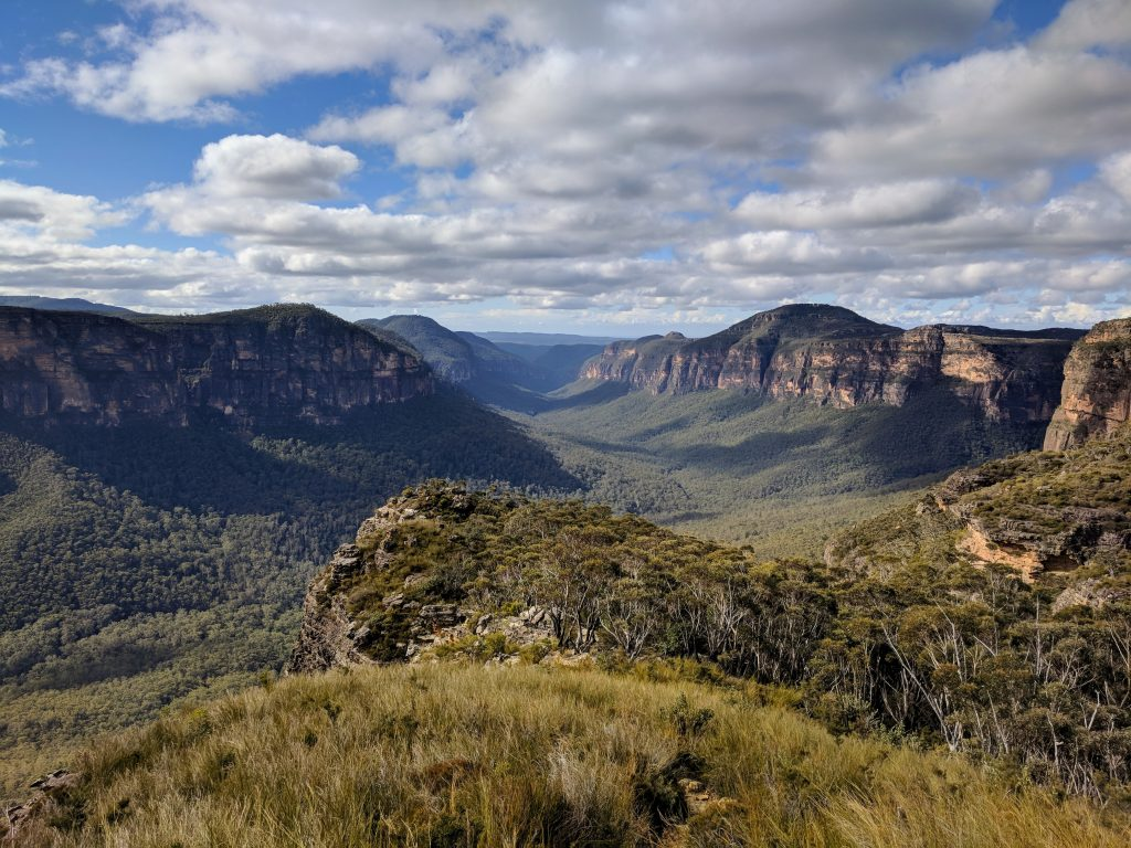 Lockleys Pylon / Du Faur Head, Blue Mountains