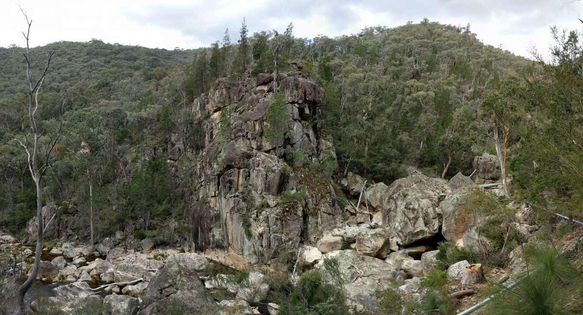 Jounama Creek Track, Kosciuszko NP NSW