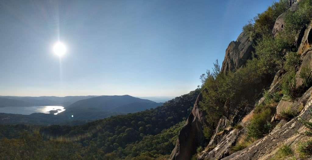 Blowering Cliffs Track, Kosciuszko NP