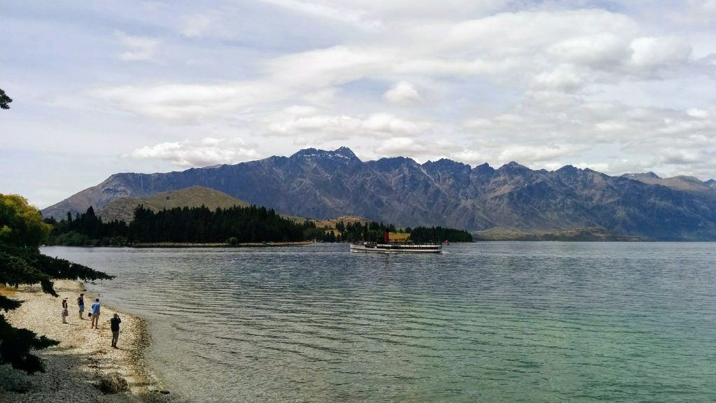 Sunshine Bay Track, Queenstown