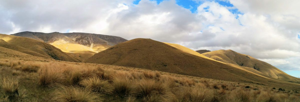 Hawkdun Range ascent (point 1857m), Maniototo, Central Otago NZ
