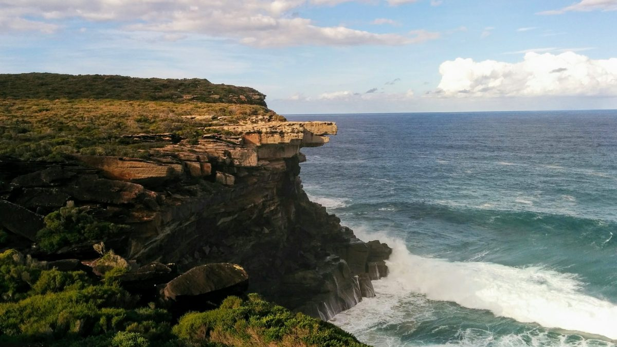 Curra Moors Circuit, Royal National Park, Sydney