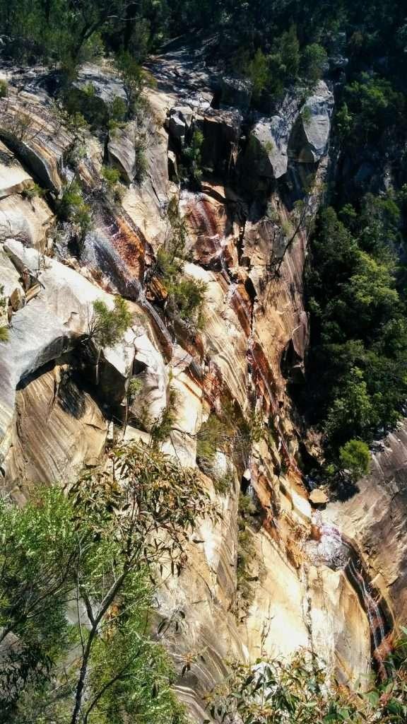 Granite Falls Track