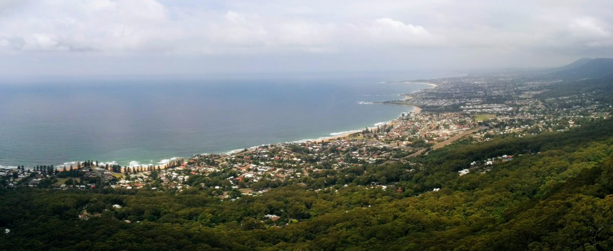 Sublime Point Track and Forest Walk, Illawarra