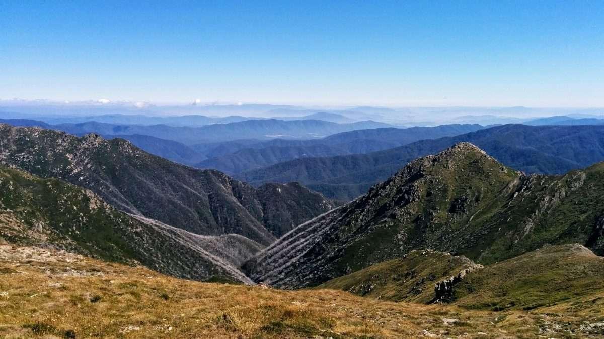 Main Range Walk & Mt Townsend, Kosciuszko National Park