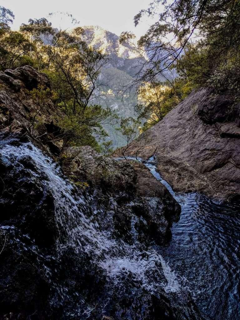 Waterfall Walk (Kalang Falls), Kanangra-Boyd NP