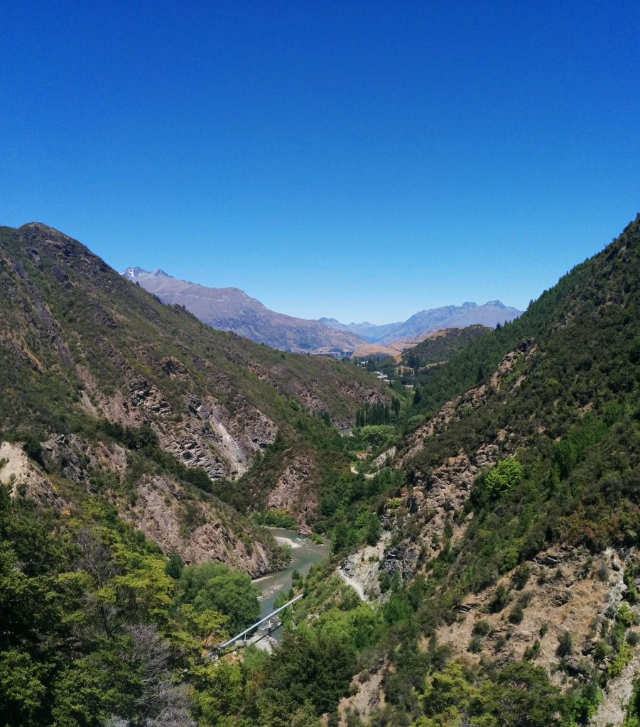 Sawpit Gully Circuit, Arrowtown