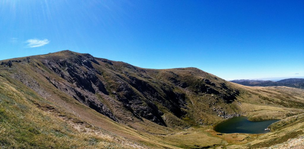 Main Range Walk & Mt Townsend, Kosciuszko National Park