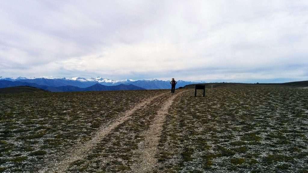 Mt Pisa via Tinwald Burn Ridge Track, Central Otago