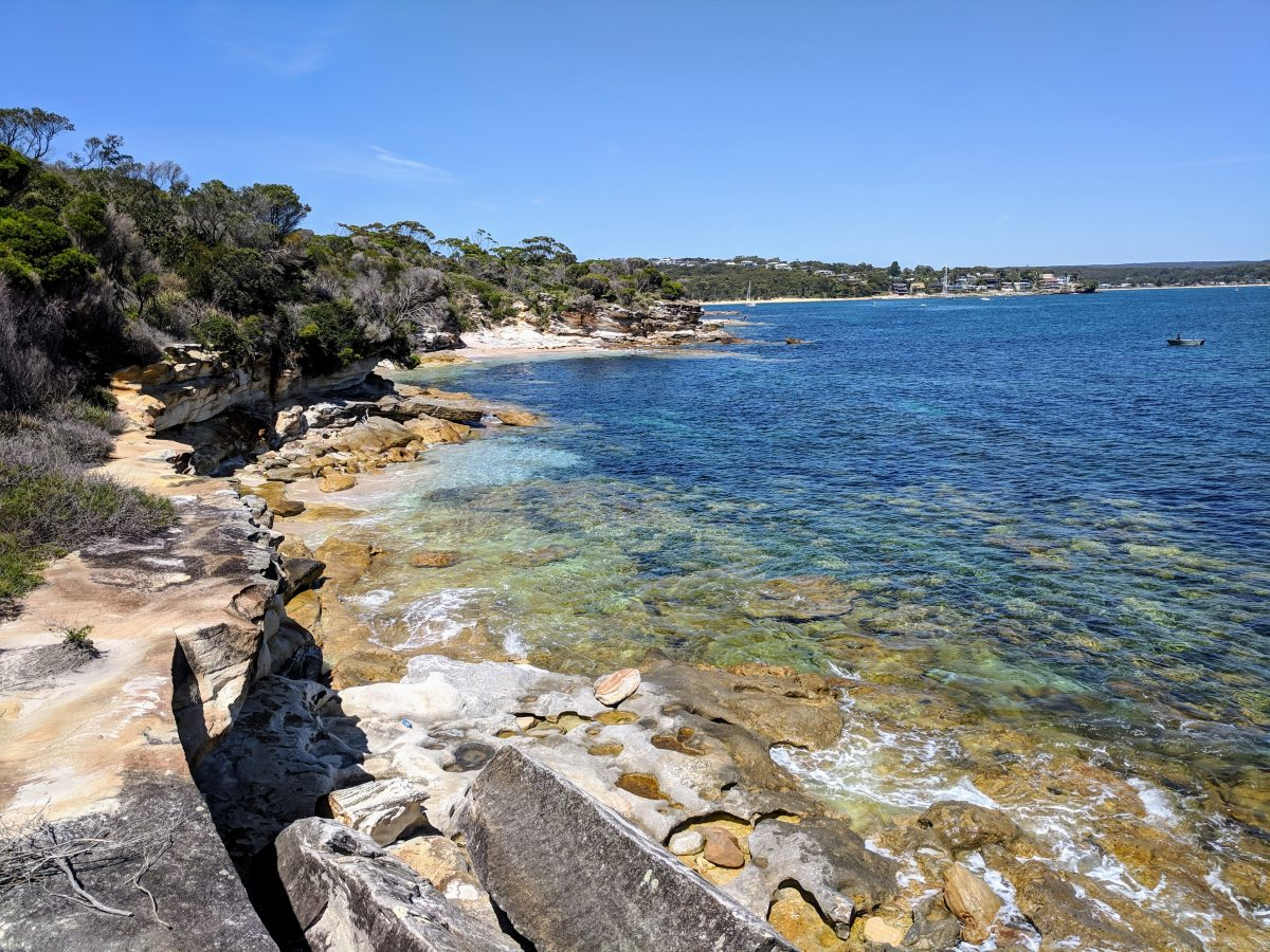 Jibbon Head Circuit, Royal National Park, Sydney