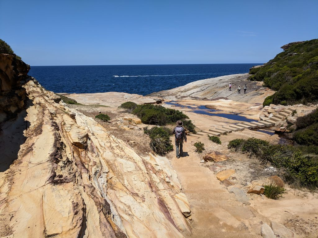 Bundeena to Marley Head Circuit, Royal National Park