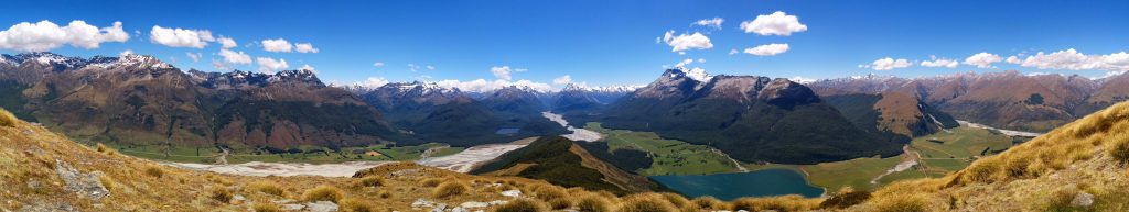 Mt Alfred ascent, near Glenorchy NZ