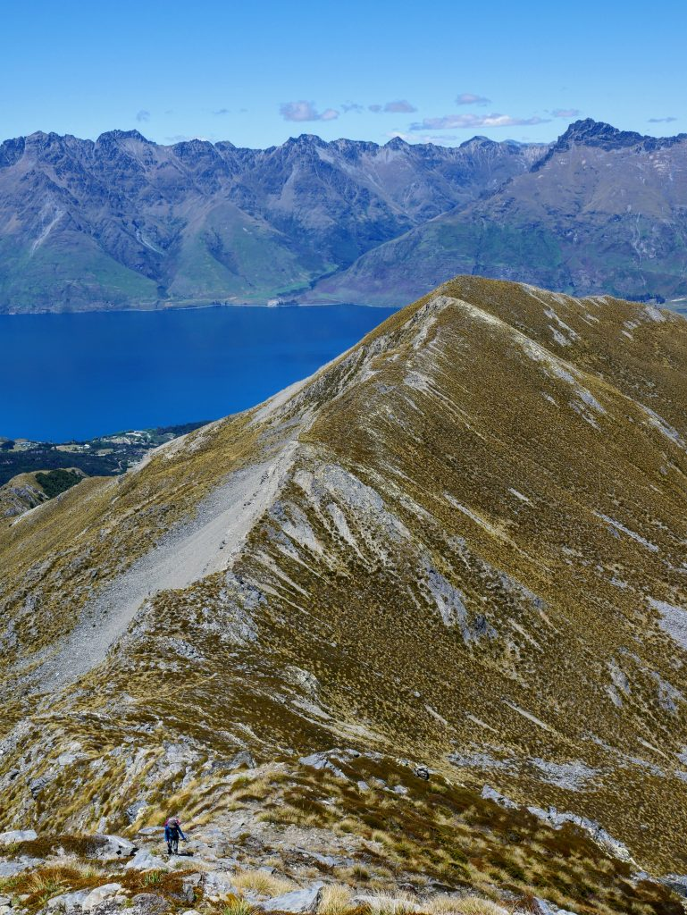 Mt Crichton to pt. 1723m, near Queenstown NZ
