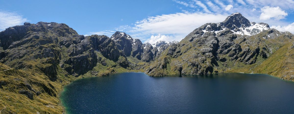 Routeburn Track to Harris Saddle & Conical Hill, Mt Aspiring National Park NZ