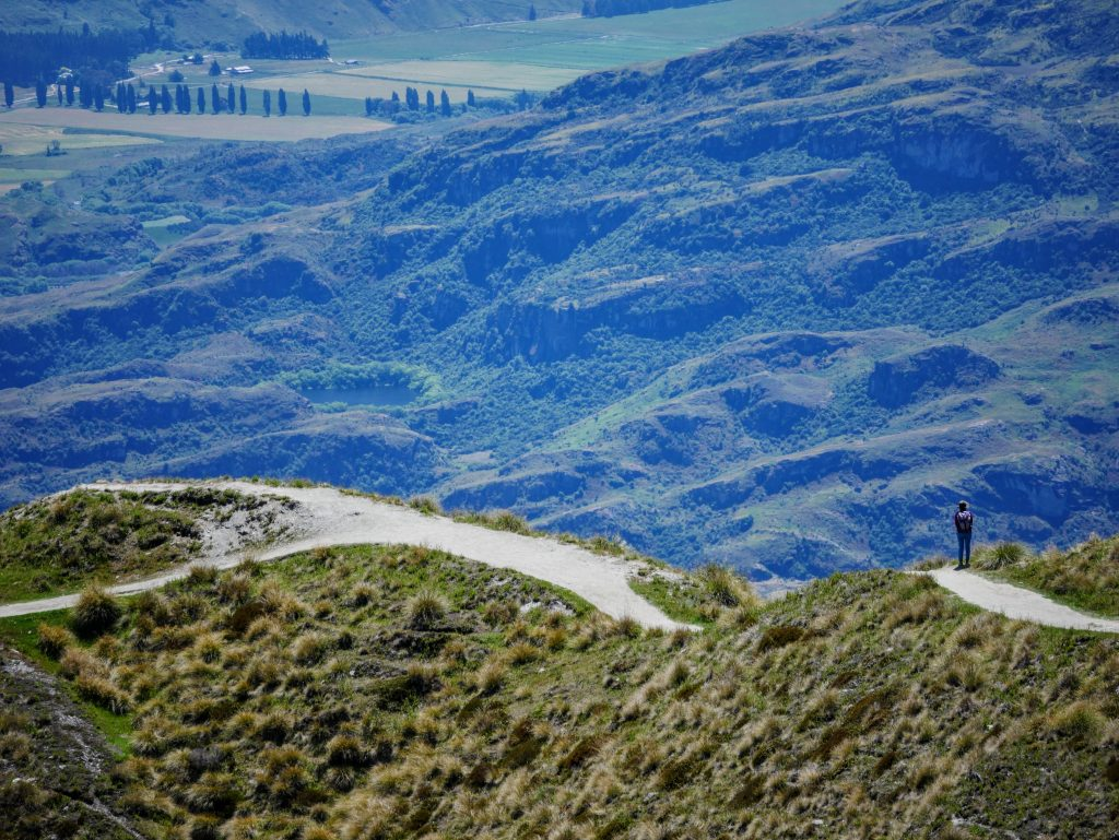 Roys Peak Track, Wanaka NZ