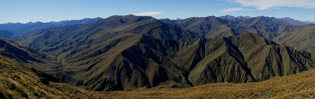 Brow Peak via Big Hill Saddle, Arrowtown