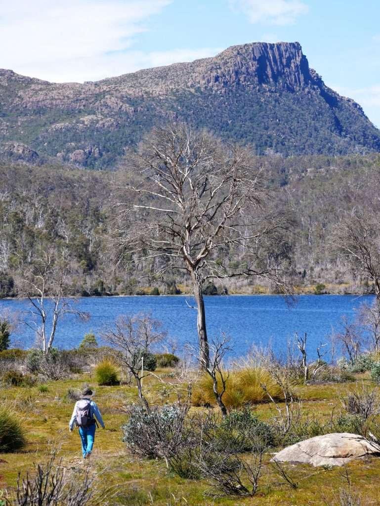 Lakes Bill and Myrtle, Walls of Jerusalem National Park, Tasmania