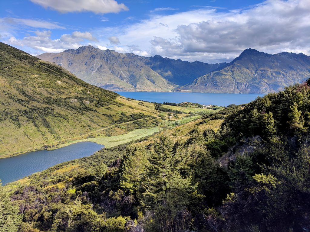 Mt Crichton Loop & Lake Dispute, near Queenstown