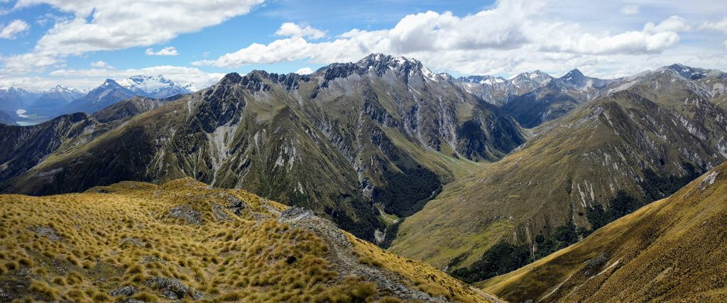 Mt Alaska ascent, Whakaari Conservation Area