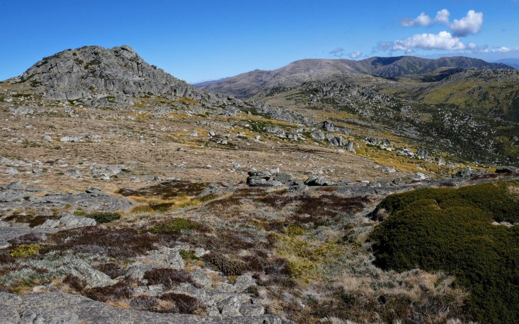 Mt Tate Circuit, Kosciuszko National Park