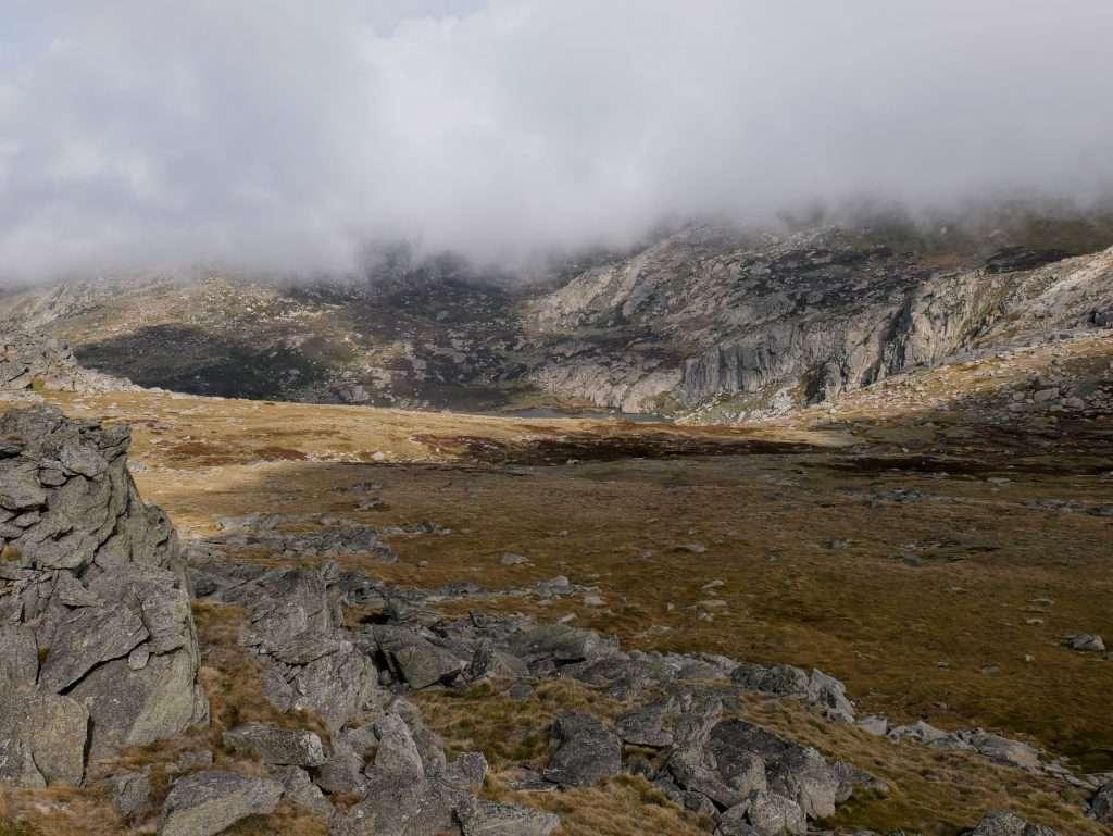 Mt Twynam, Little Twynam, Blue Lake, & Hedley Tarn, Kosciuszko National Park