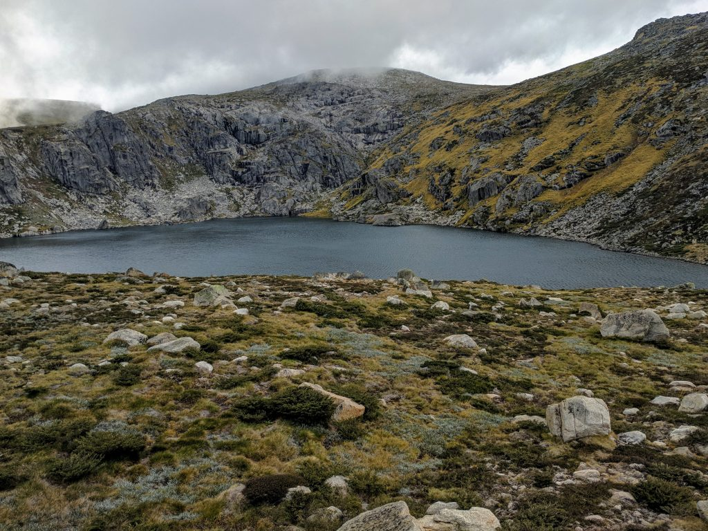 Mt Twynam, Little Twynam, Blue Lake, & Hedley Tarn, Kosciuszko National Park