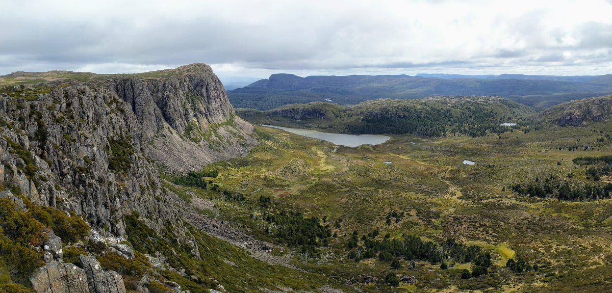 Walls of Jerusalem to Solomons Throne, Tasmania