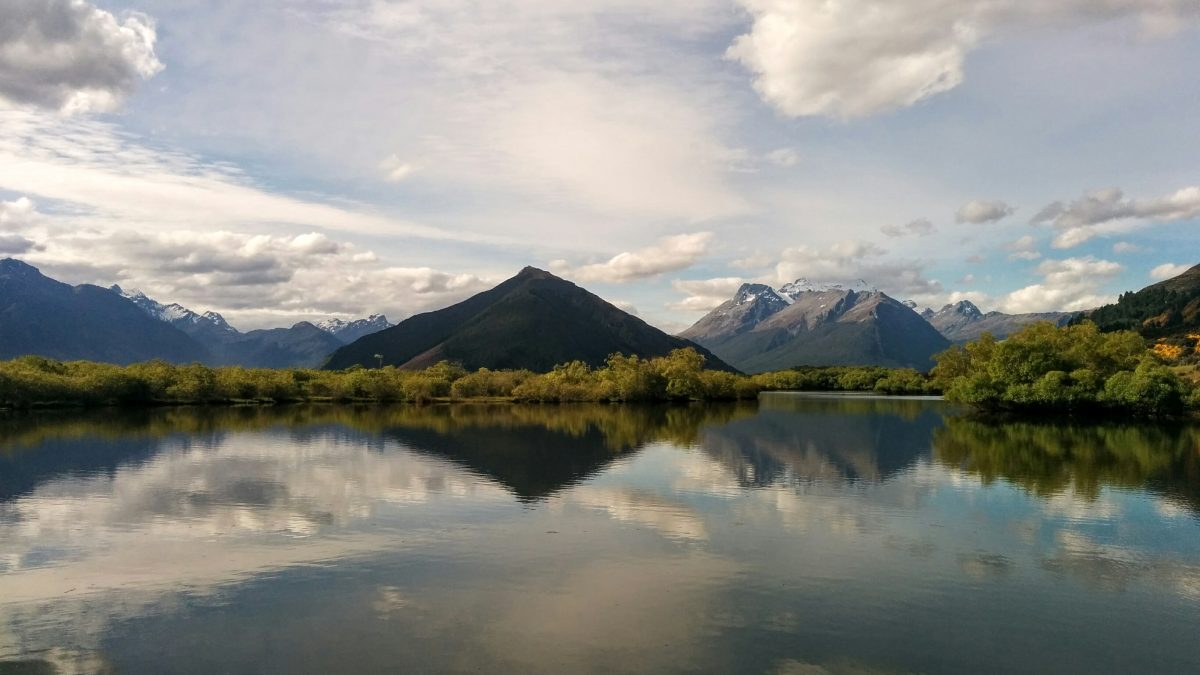 Glenorchy Walkway, Glenorchy NZ